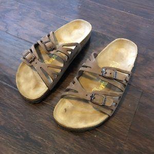 Birkenstock Sandals - Size 8
